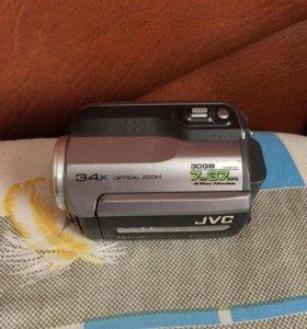 Видеокамера JVC Everio GZ-MG130
