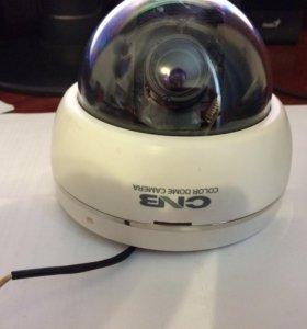 Купольная аналоговая камера CNB DBM-21VF
