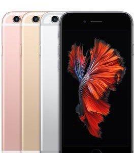 iPhone 6s 64 SpaceGrey/Silver/Gold