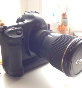 Canon 1D mark II