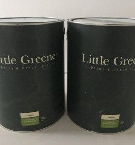Little Greene Английская краска класса Lux