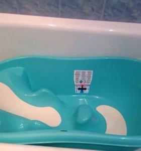 Ванночка с термометром