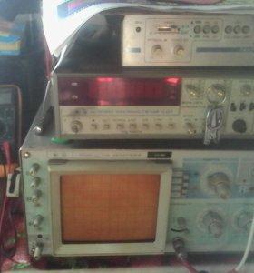 Ремонт радиоэлектронники, сотовых телефонов.