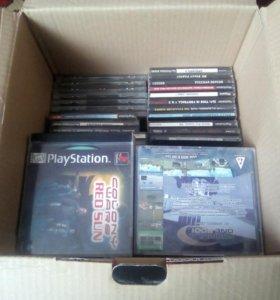 Коллекция дисков для PS 2
