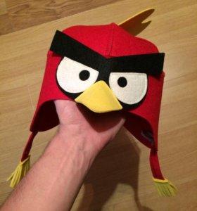 Шапка Angrybird Энгриберд