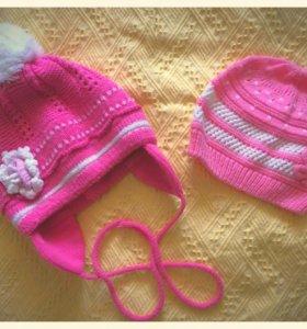 Две шапочки для девочки (ОГ 52)