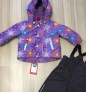 Reima комбинезон и куртка