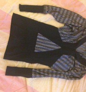 Платье-туника р42-46