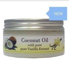Кокосовое масло с ванилью арома-спа