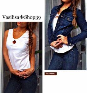 Женска джинсовая куртка Vero Moda