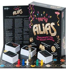 Настольная игра Алиас для вечеринок (Party Alias