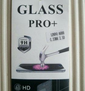 Защитное стекло на Lenovo A6000