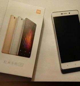 Смартфон Xiaomi redmi 3s (silver 16 GB).