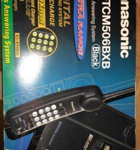 Радиотелефон panasonic (на запчасти)