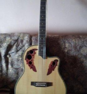 Гитара шестиструнная,аккустическая