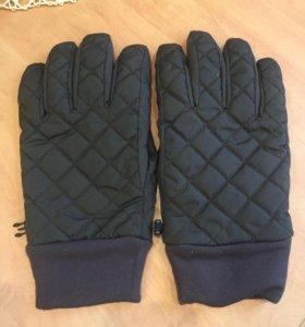 Новые мужские перчатки Uniqlo