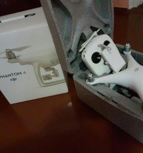 DJI phantom 4, бпла, беспилотник, дрон, квадр