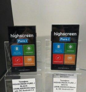 Highscreen Pure J