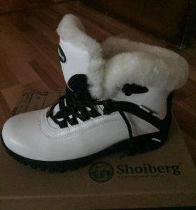 Новые ботинки Shoiberg Зима