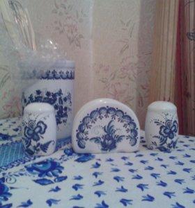 Посуда гжель керамика
