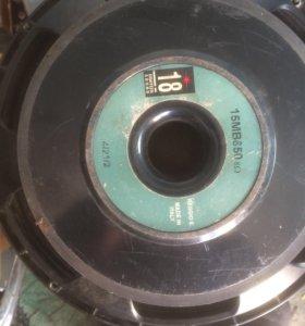 Динамики 18 SOUND 15 MB 650
