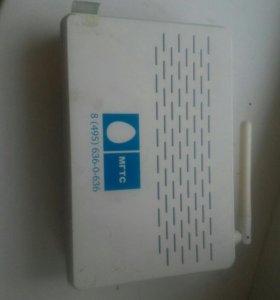 ADSL Wi-Fi роутер DSL-2650u
