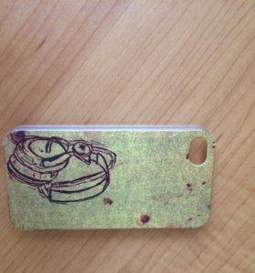 Бампер, чехол на IPhone 4,4s