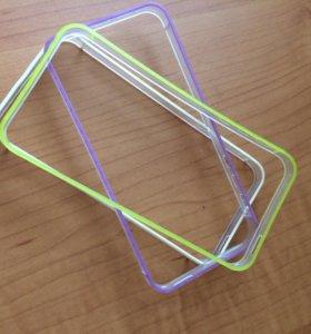 Рамка на Iphone 5,5s