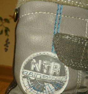 Ботинки детские Naturino rainstep 28 размер