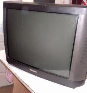 Рабочий телевизор, пульта нет