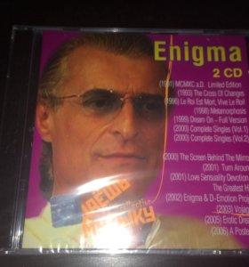 Enigma 2 mp3 disc
