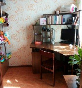 Квартира 2-х комнатная ул. Зеленая, д.4, 3-й этаж