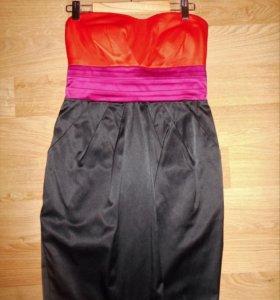 Платье без бретель 40-42