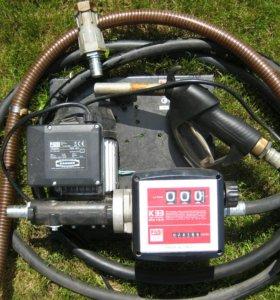 Заправочная станция для дизельного топлива