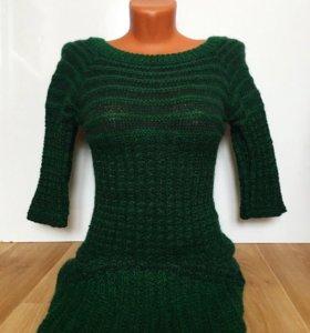 Новое платье ручной работы