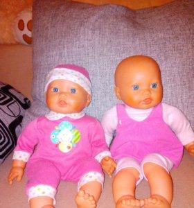 Куклы 2 шт за 700р
