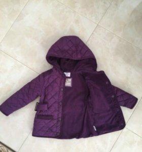 Осенняя куртка Topolino