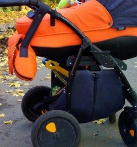 Детская коляскаTu