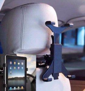 Универсальное крепление для планшета в автомобиль