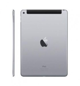 iPad Air 32Gb Wi-Fi + Cellular (space gray)