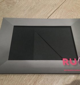 Рамка ru tv новая