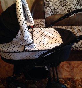 Детская коляска 3в1 zipp