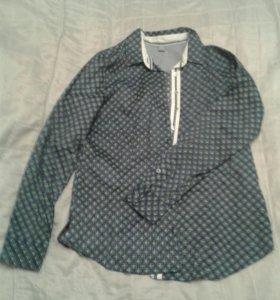 Женская рубашка х/б