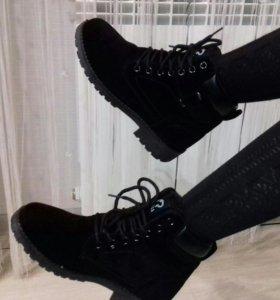 Продам ботиночки, зима