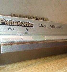 ДВД Panasonic DVD-S47