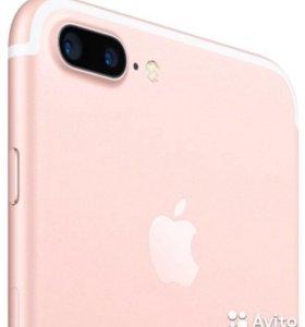 iPhone 7 plus 256 Gb Rose Gold
