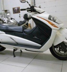 Скутер Suzuki Gemma250