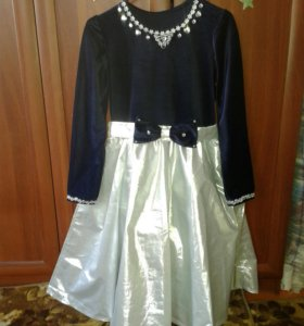 Праздничное платье для девочки 9-12 лет