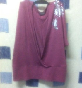 блузка -жилетка