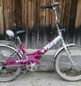 Велосипед STELS.